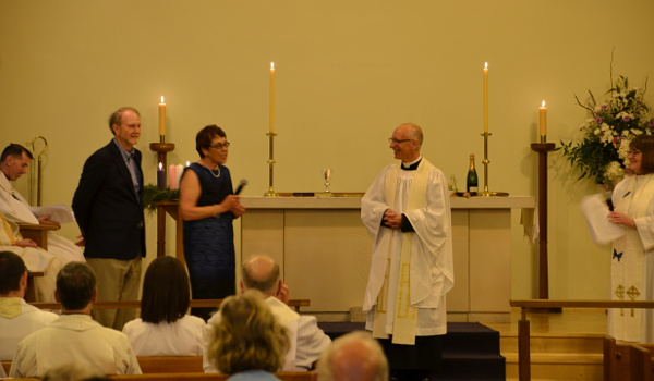 Induction of Martin Johnson