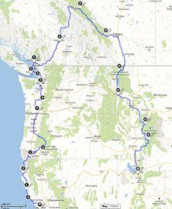 North America trip - North