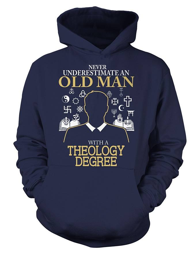 Old theologian